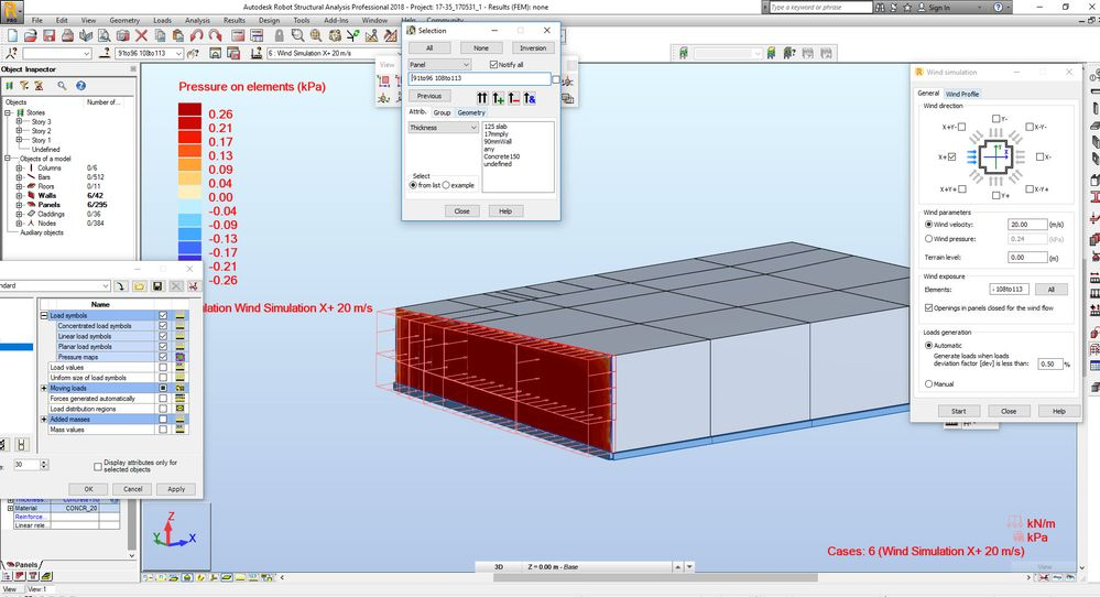 Solved: Wind Load Simulation Not Running - Autodesk