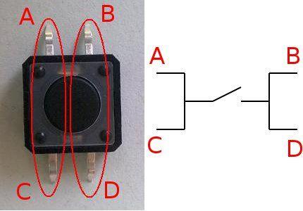 Push on Wiring Diagram 4 Pin | Wiring Diagram  Pin Tactile Switch Wiring Diagram on 4 pin telephone jack wiring, atv winch wiring diagram, 4 pin toggle switch, 4 pin wiring harness, 4 pin fan diagram, 4 pin switch wire, rocker switch diagram, solenoid wiring diagram, 4 pin lift switch,