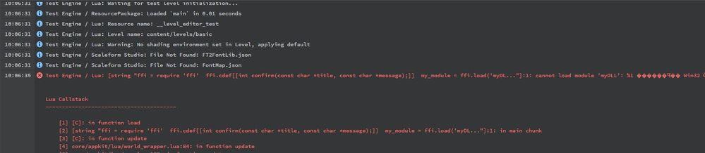 Extending Lua to C using the LuaJIT FFI library - Autodesk