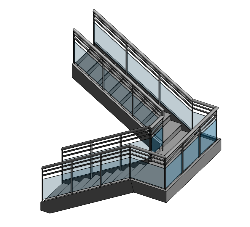 Solved: Problem with Railing Ends - Autodesk Community