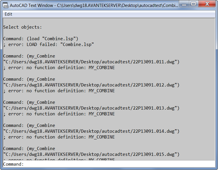 autocad lisp command download