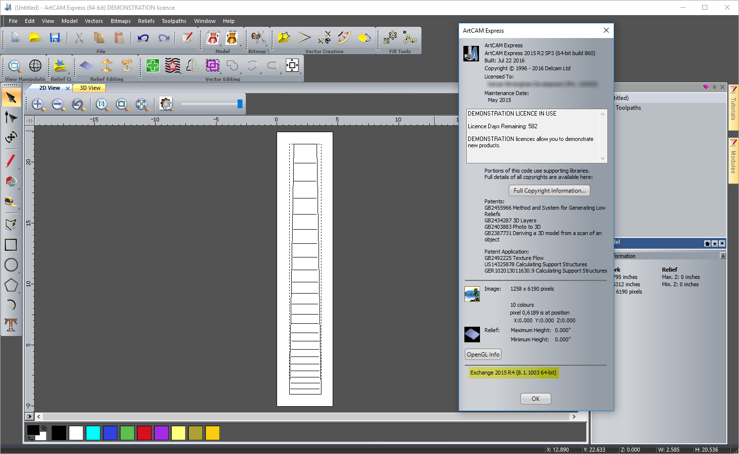 Solved: Error importing  dwg from sketchup onto ArtCAM - Autodesk
