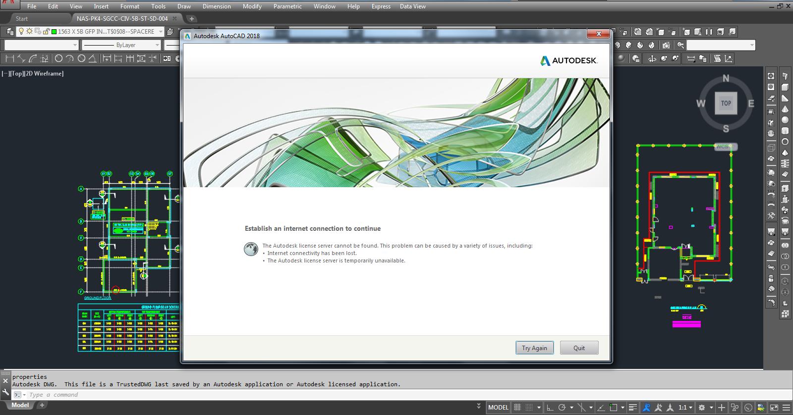 autodesk license server cannot be found - Autodesk Community