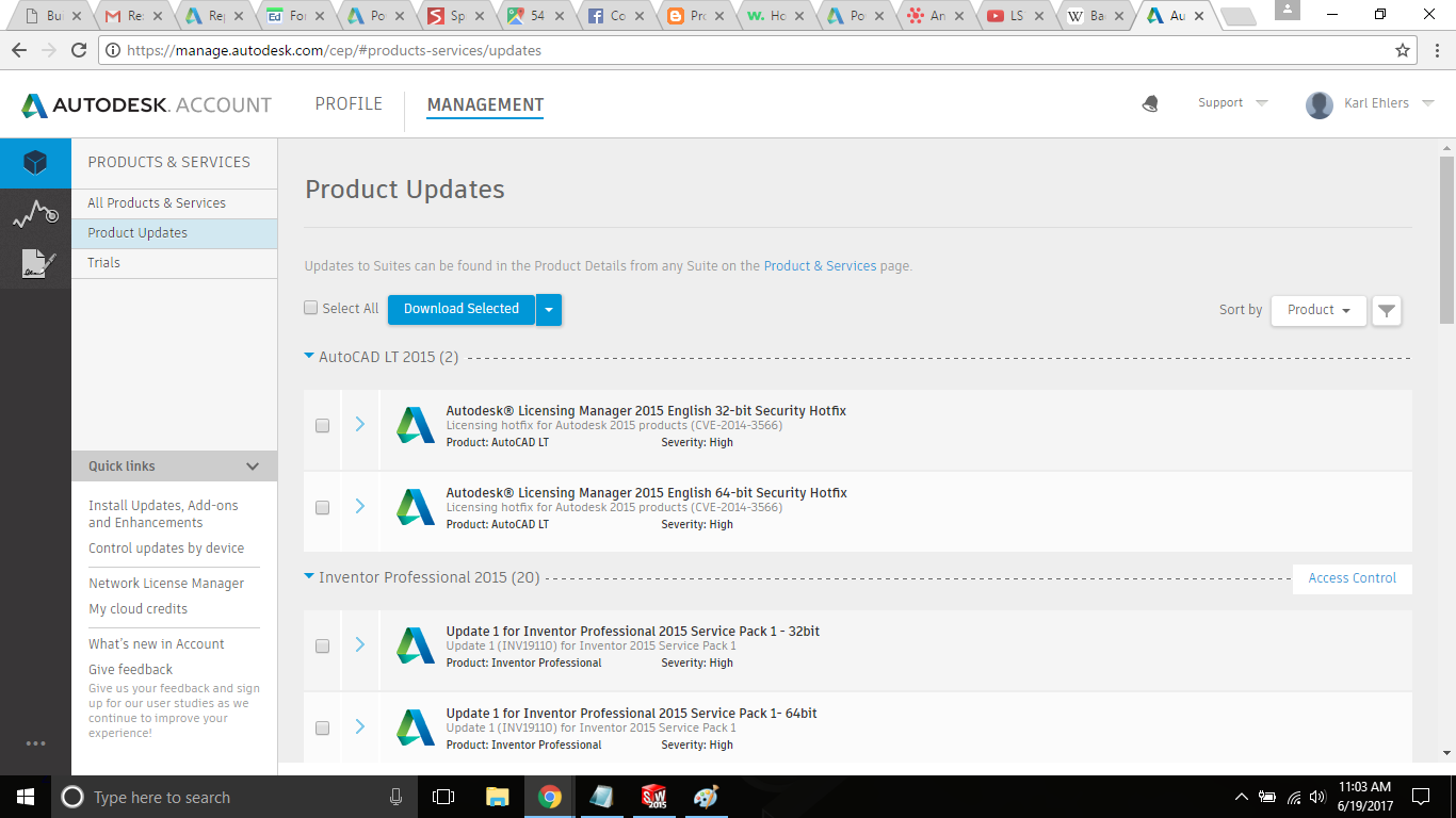 Solidworks 2015 and HSM 2018? - Autodesk Community- HSM