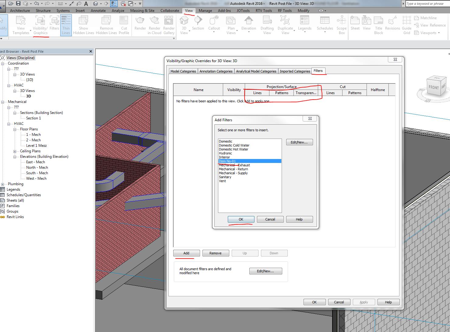 Pipe Colours - Autodesk Community- Revit Products