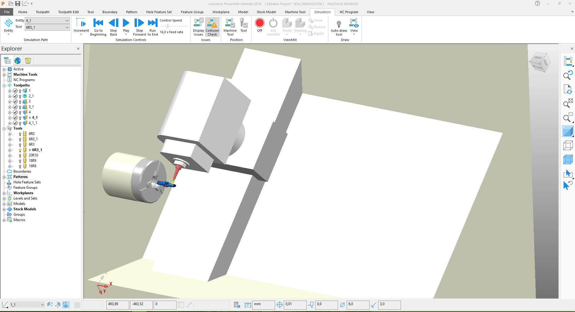 Programming Mazak Integrex with Powermill - Autodesk