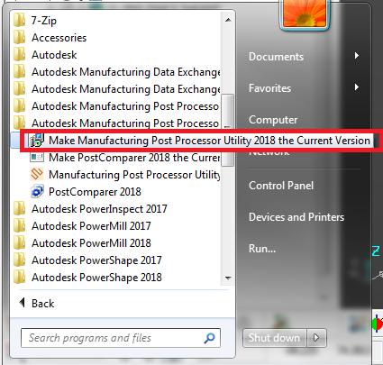 Powermill 2017 post-processors folder? - Autodesk Community