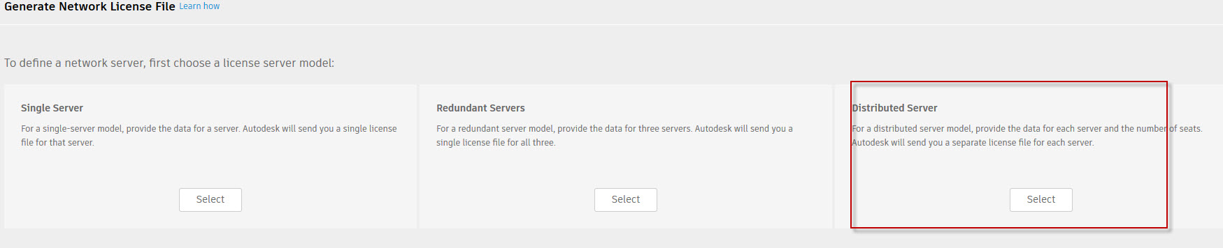 Solved: What license server model is in use - Autodesk