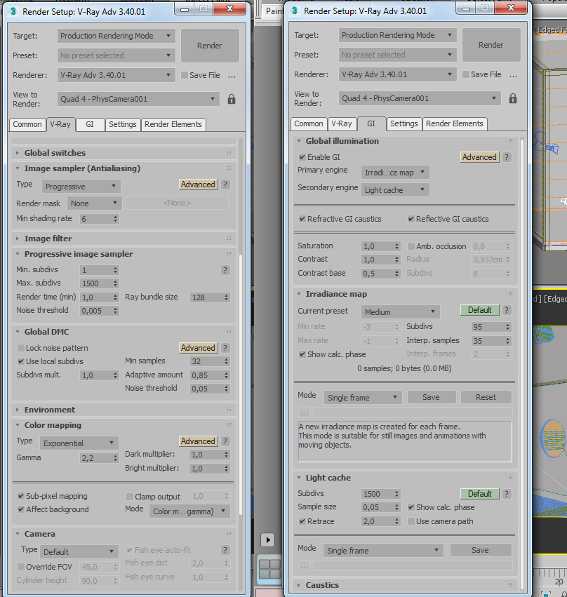 Solved: Grainy Rendering - Autodesk Community- 3ds Max