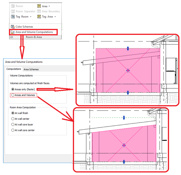 how to make slanted roof in revit