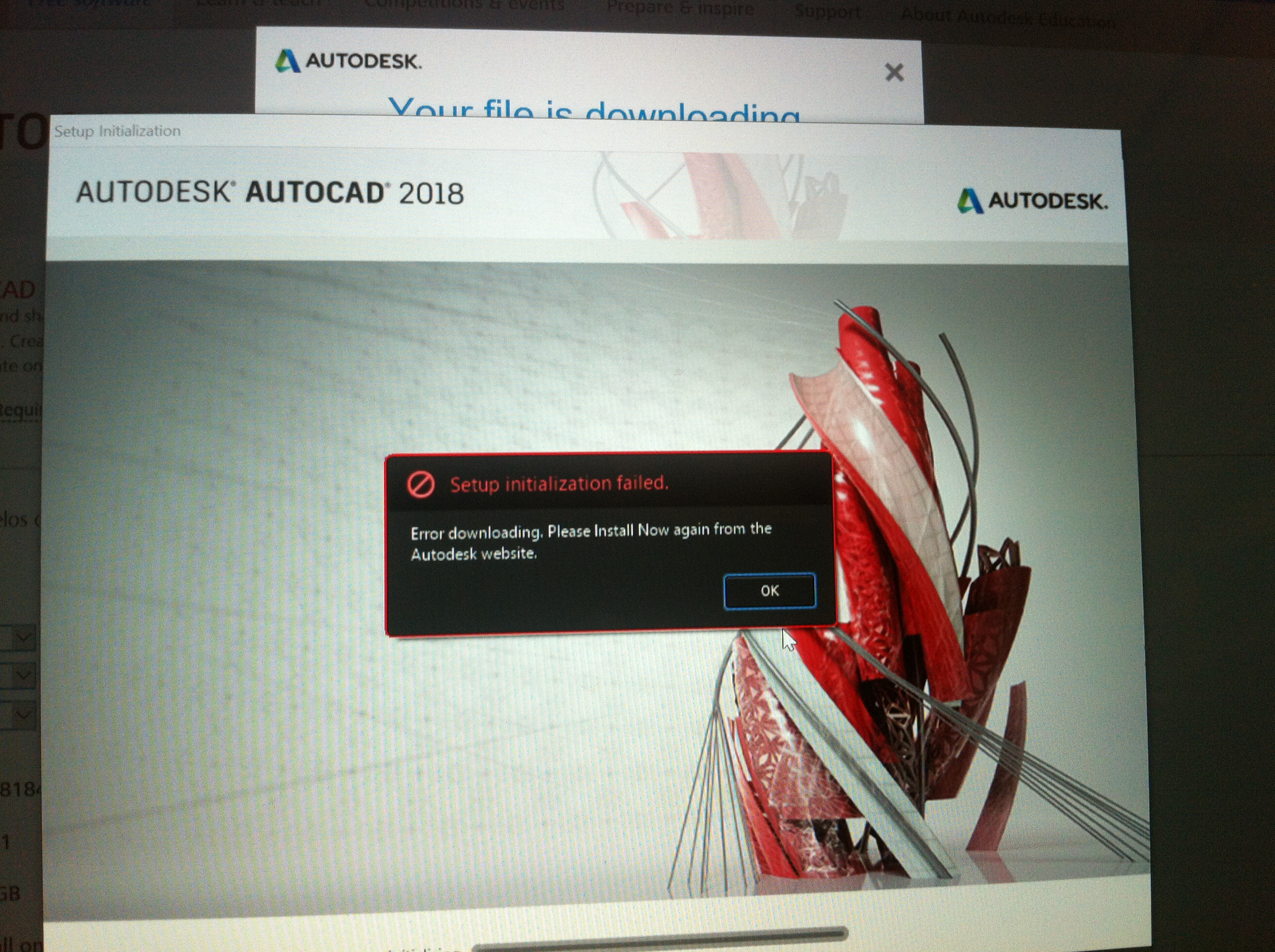 Autocad was used for rendering the remaining images - Problem With Autocad 2018 Installation Student License Autodesk Community