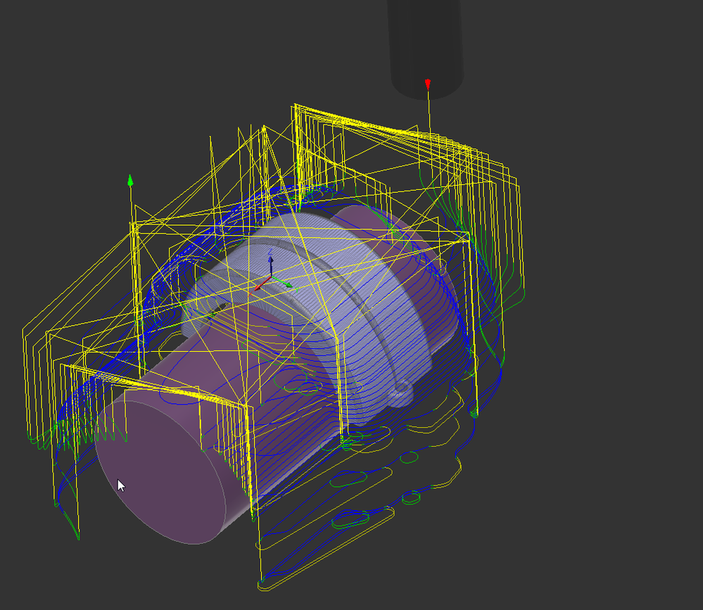 very large 3000000 facet mesh to solid - Autodesk Community