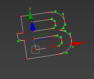 Solved: Extrusion issue with imported illustrator file