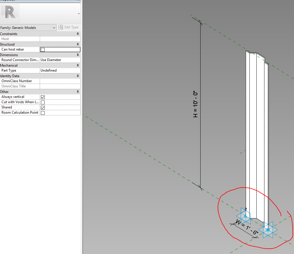 Solved: adaptive component sheet pile - Autodesk Community- Revit