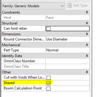 Solved: Exporting Nested Families as Individual Blocks