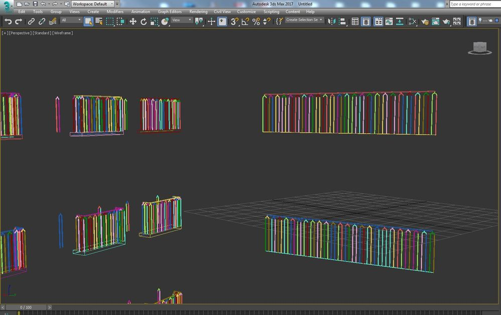 Sketchup to 3ds workflow issue - Autodesk Community- 3ds Max