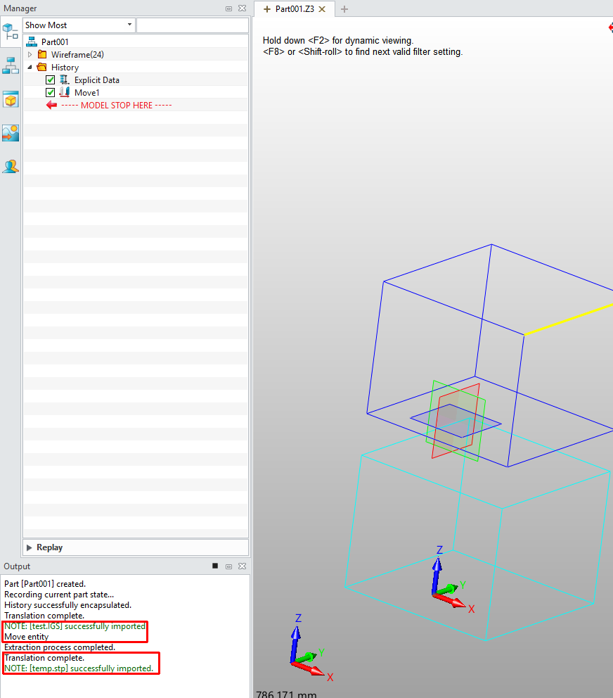 Import 3d wire data from Iges or STEP files into Fusion 360º