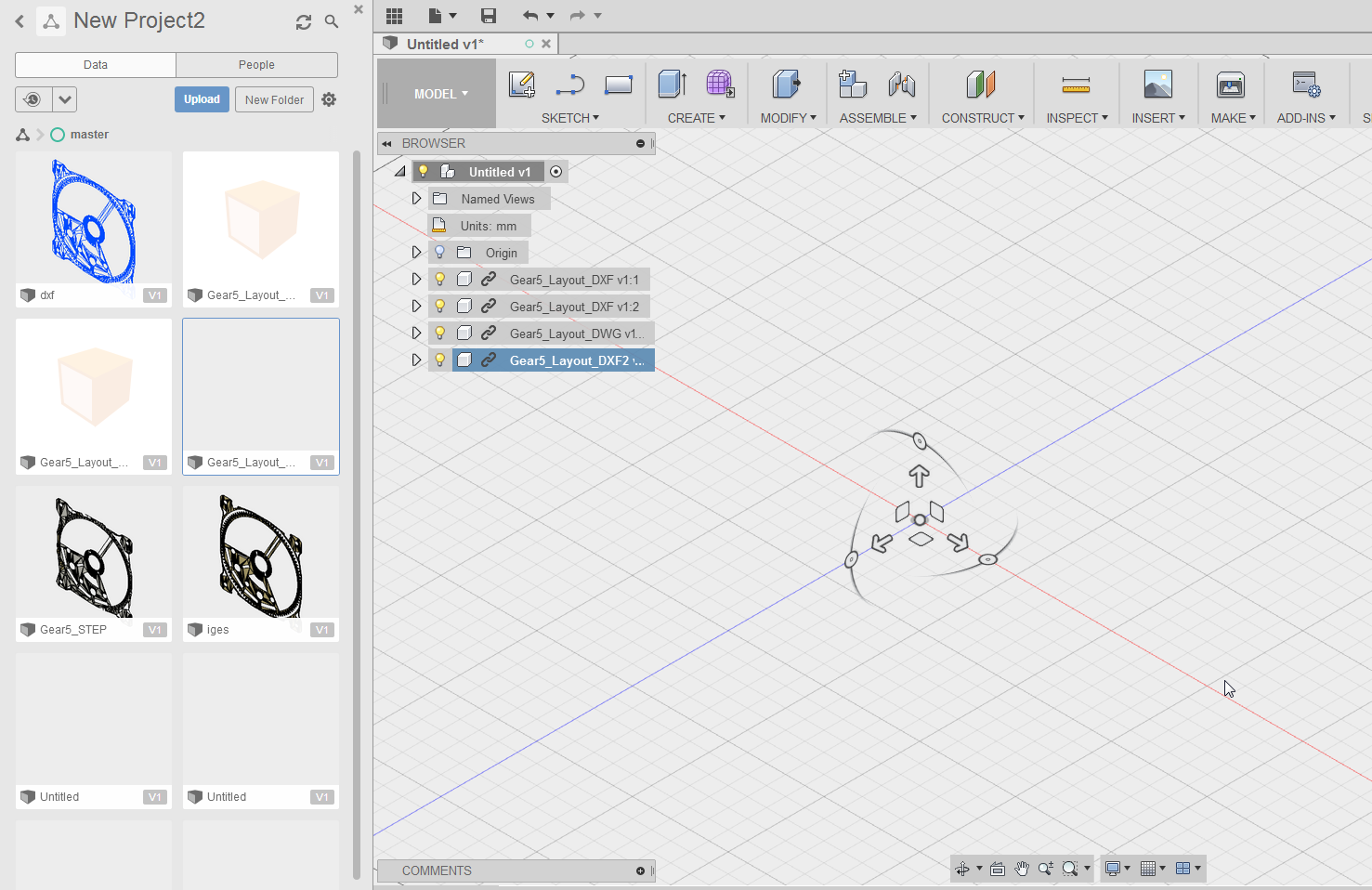 Importing from SketchUp issues - Autodesk Community- Fusion 360