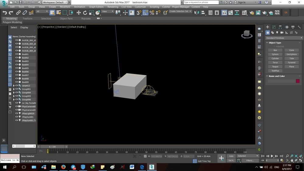 problem with object importing - Autodesk Community- 3ds Max