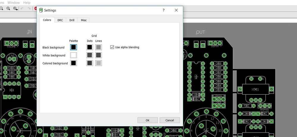 Solved: EAGLE v8.3.0 Issue: Missing Grid Outside Board Outline ...