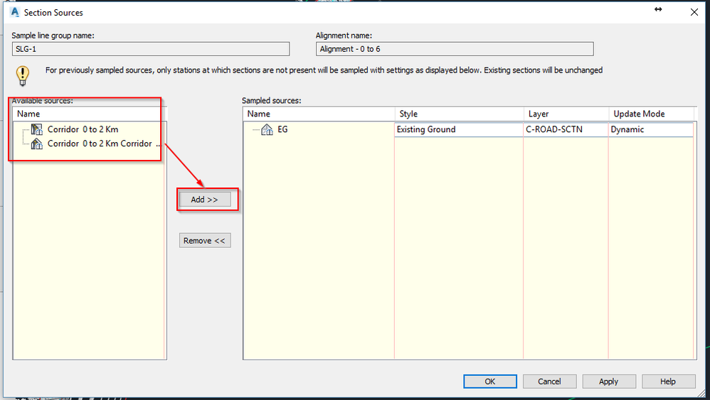 Solved: Section View no Assembly - Autodesk Community- Civil 3D
