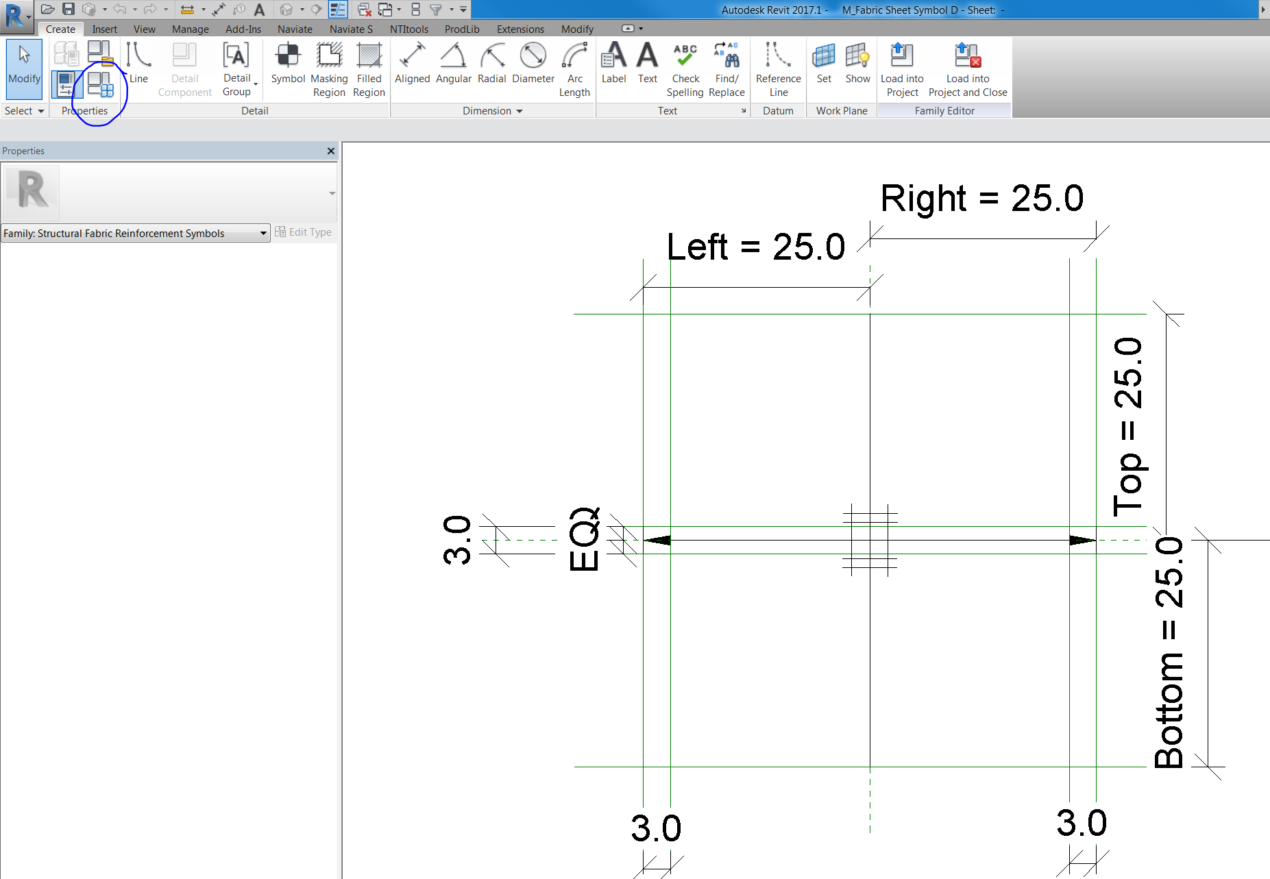 Fabric reinforcement symbol in plan view autodesk community buycottarizona