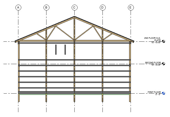 Solved: Post & Beam Practices - Autodesk Community- Revit