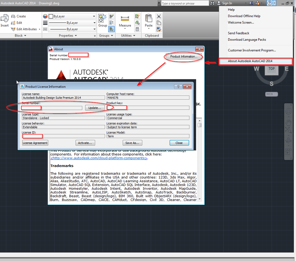 autocad architecture 2014 serial number and product key crack