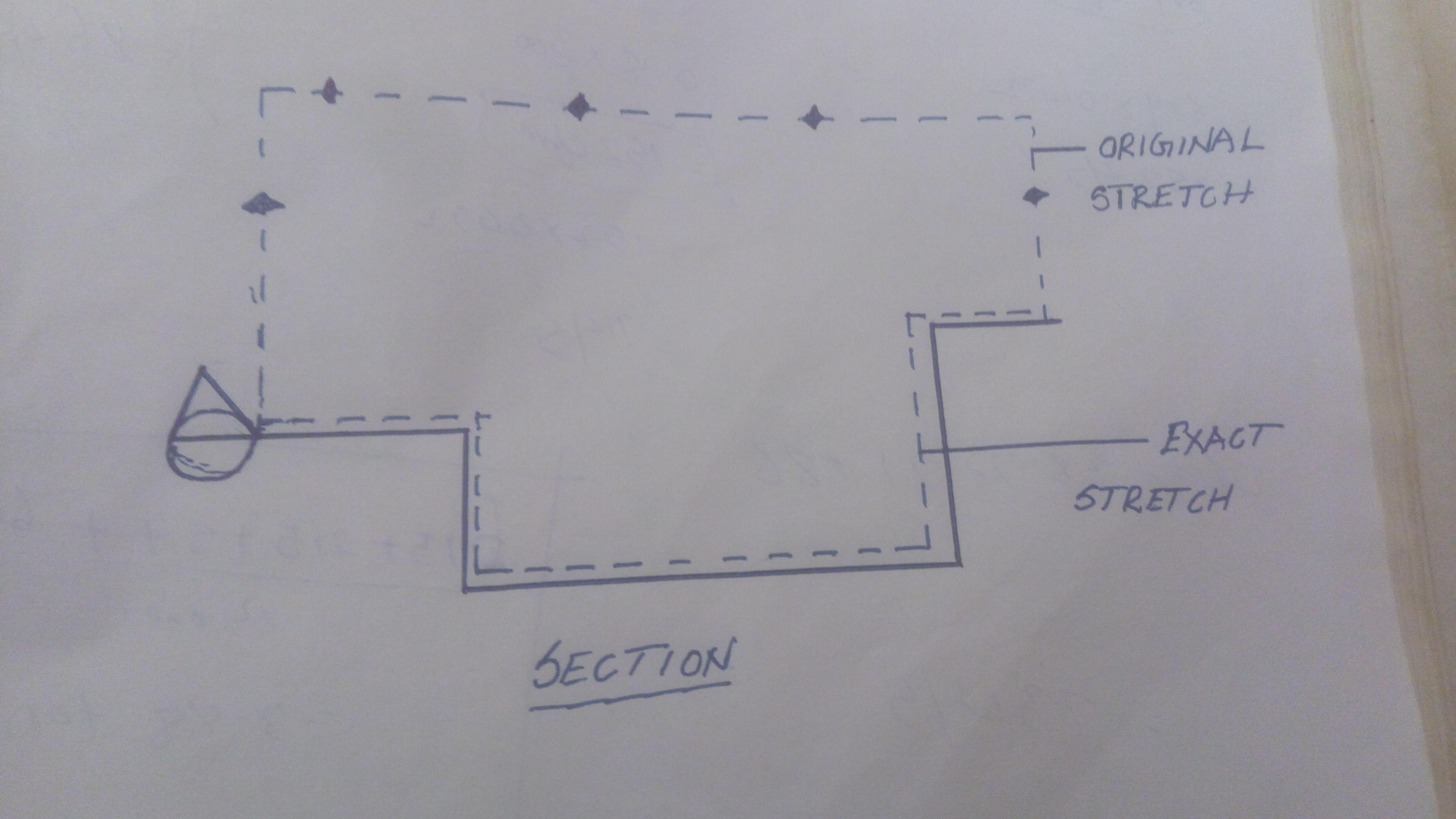 Drawing Lines Revit : Revit topo follow hardscape use massing model line youtube