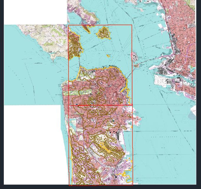 Bing Maps V6 3 To V8 Migration Guide: Unable To Change A Dem File Project Setup