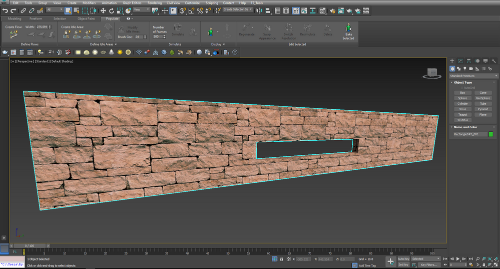 Sketchup to 3ds max to Unreal Engine 4 issues - Autodesk