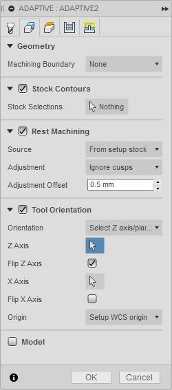 4 axis index post output for mach 3, z behaviour - after modifying