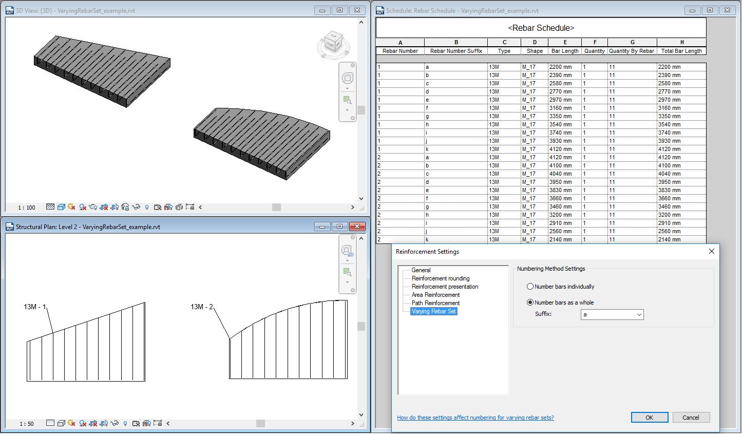 Rebar hook length - Autodesk Community- Revit Products