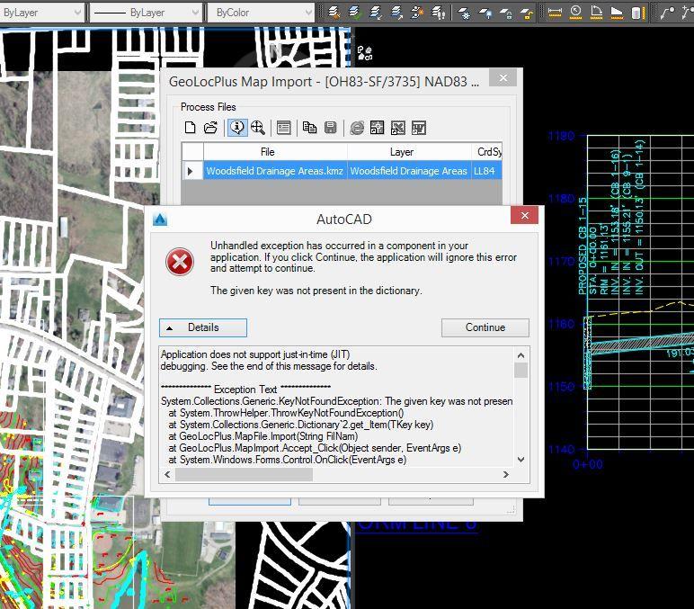 Civil 3D 2016 Import a KMZ - Autodesk Community- Civil 3D
