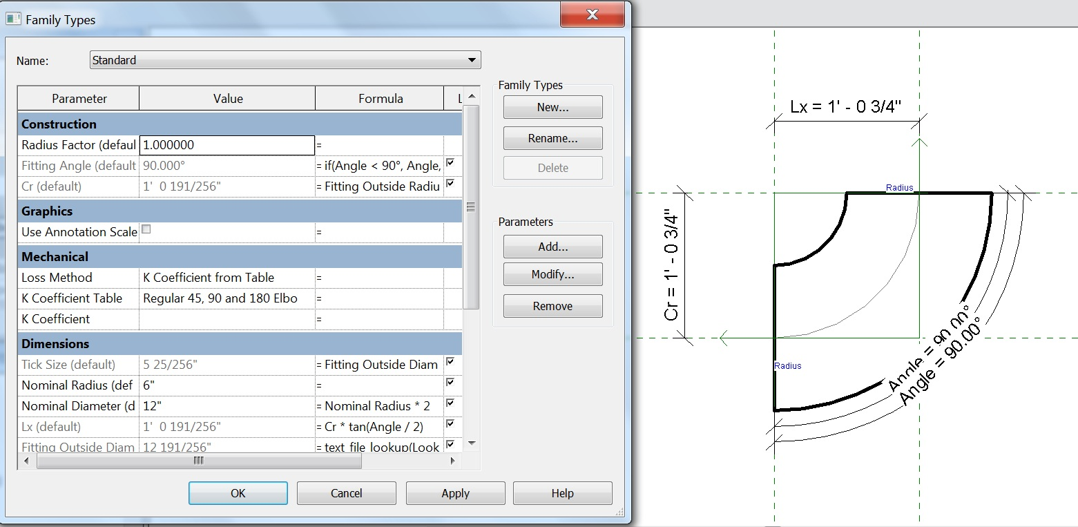 out of the box generic pipe elbows - Autodesk Community- Revit Products