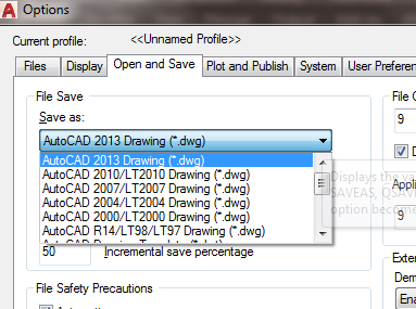 Solved: Converting autocad 2018 files to 2017 - Autodesk