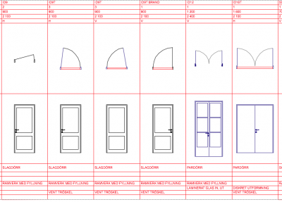 Door schedule image autodesk community for Schedule of doors and windows sample