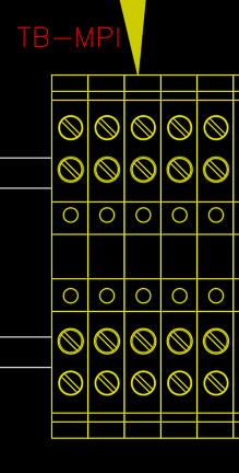 Weidmuller Terminal Blocks for AutoCAD Electrical