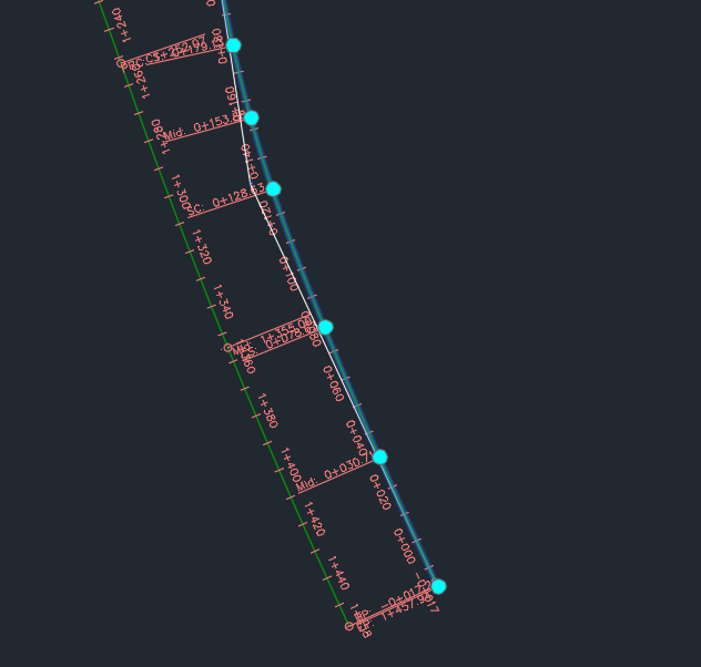 Solved: alignment exported from Civil 3D to Infraworks cannot be