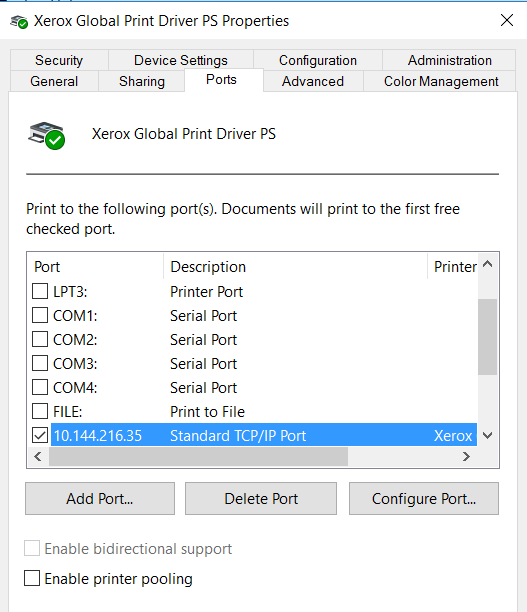 Solved: AutoCAD Print job goes to wrong print device
