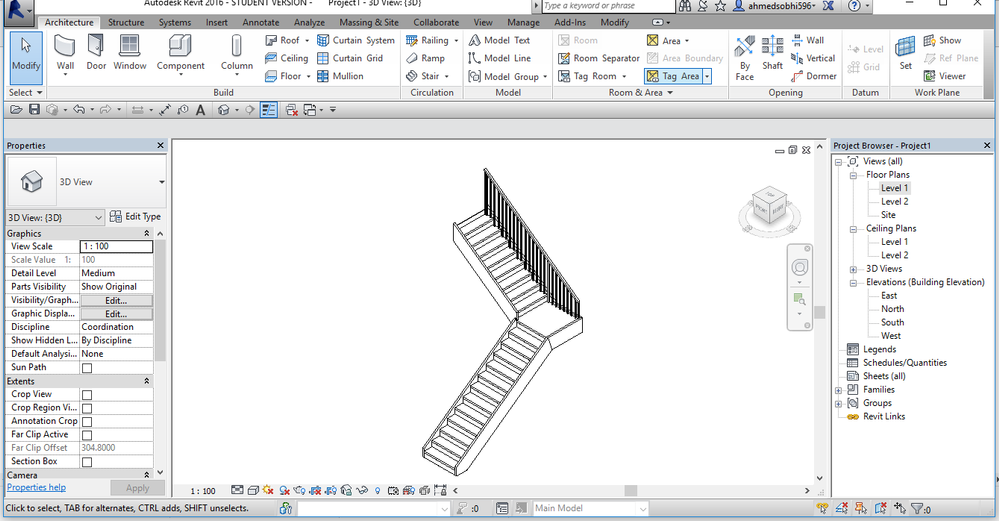 How To Make Stairs In Revit 2019 - Photos Freezer and Stair Iyashix Com