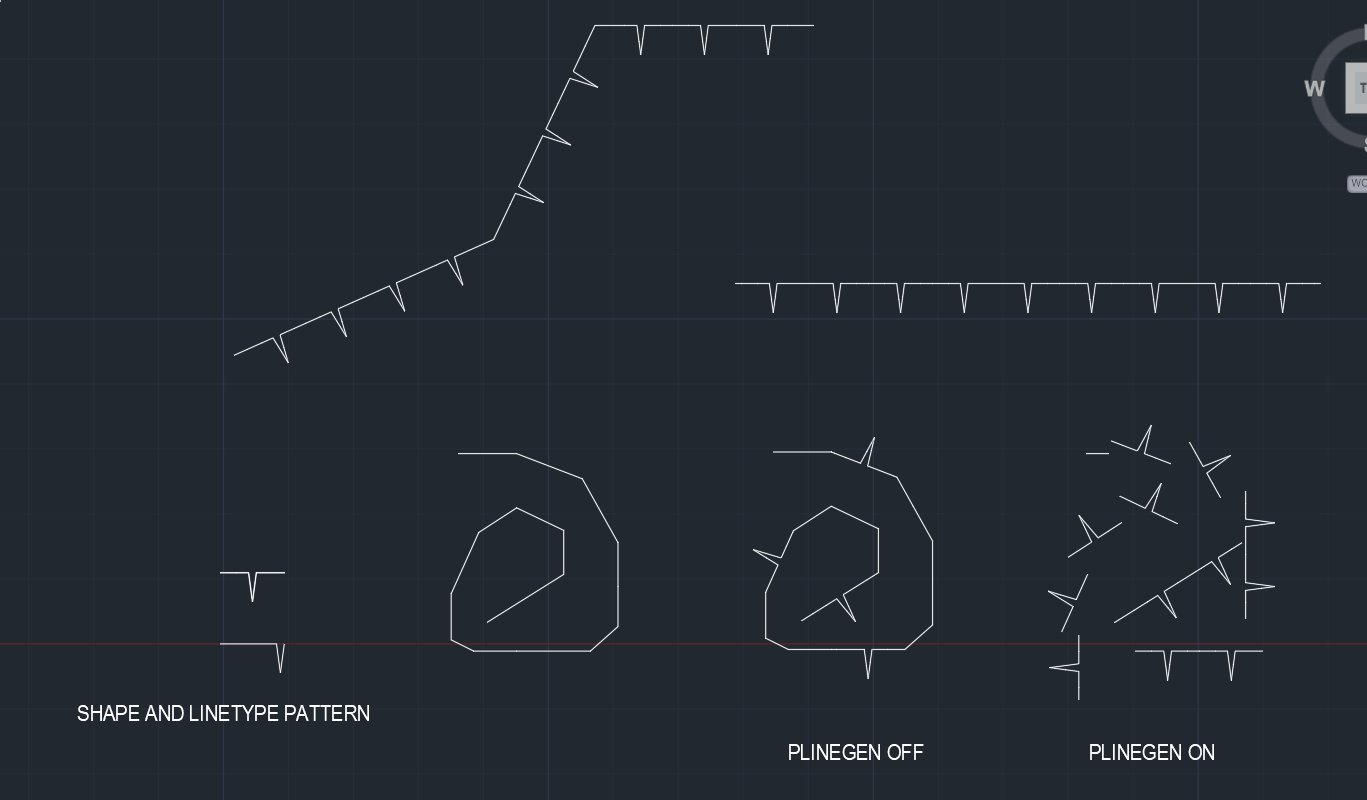 how to create complex linetypes - Autodesk Community- AutoCAD