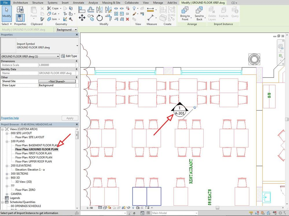 How to keep interior elevation tag in one floor? - Autodesk