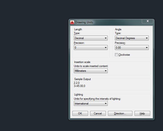 Default Units in Formit - Autodesk Community