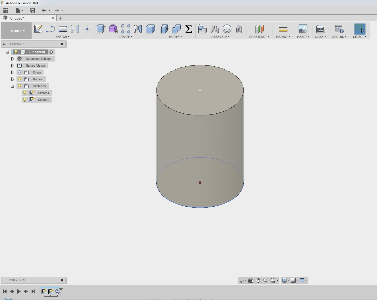 How to extrude along a path - Autodesk Community- Fusion 360
