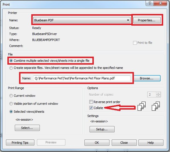 How To Make Bluebeam Default Windows 7
