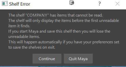 Bug] Shelf icons not loading in - Autodesk Community- Maya