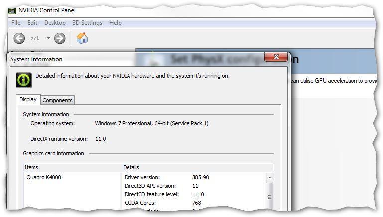 AutoCAD crashes continue after NVidia Quadro driver update
