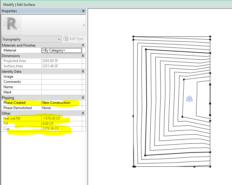 Solved: Cut and Fill - Autodesk Community- Revit Products