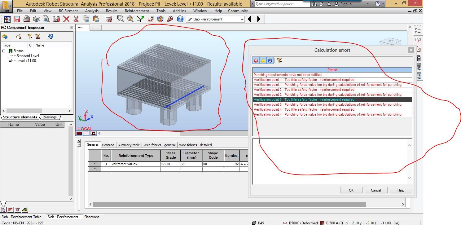 Solved: Design of Pile cap - Autodesk Community- Robot Structural
